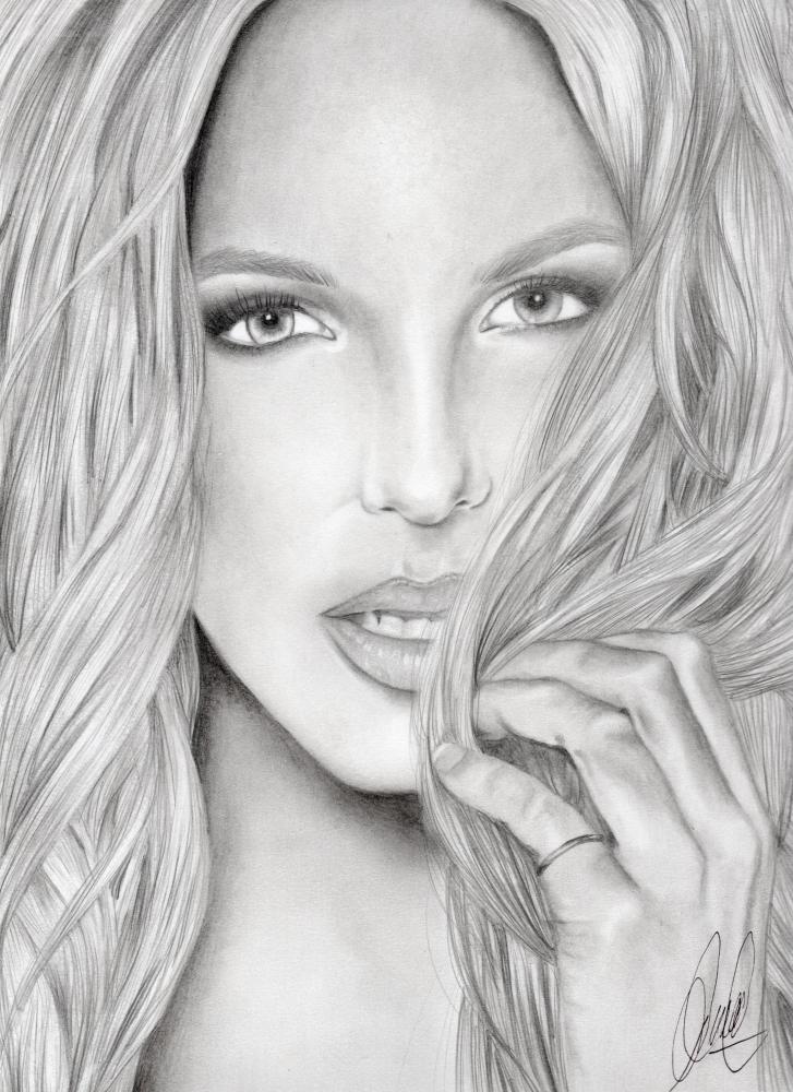 Britney Spears par Diegoale